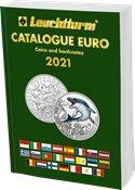 Leuchtturm catalogue Euro 2021 - Pièces et billets  - Anglais