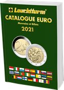 Leuchtturm catalogue Euro 2021 - Pièces et billets  - Francais