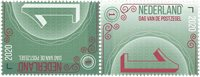 Netherlands - Day of the stamp 2020 - Mint set 2v