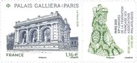 France - Galliera Palace - Mint set 2v