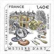 France - Gravure métallique - Timbre neuf