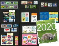 Finlande - Collection annuelle neuve 2020 - Coll.Annuelle