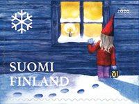 Finlande - Lutin - Timbre neuf