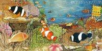 Thailand - Fisk udstillingsminiark - Postfrisk miniark