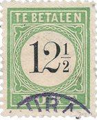 Curacao 1889 - Nr. P4 - Gebruikt