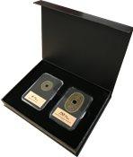 Japan - Samurai-penge - 2 samurai-mønter