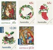Australien - Jul 2020 - Postfrisk sæt 5v