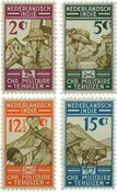 Nederland - christelijke militaire bond 1935 (nr. 217-220, postfrisk)