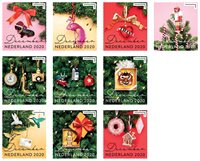 Netherlands - December Stamps 2020 * - Mint stamp