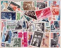 Ranska - 152 postituoretta postimerkkiä