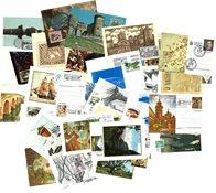 Espagne - Cartes maximum 1960-94 - 100 différentes