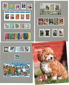 Suède - Collection Annuelle 2020 - Timbres neufs