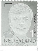 Netherlands - Def. Willem 2020 - Grey - Mint stamp