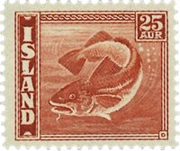 Islande - AFA 217 - Neuf avec charnières