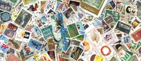 Népal - 500 timbres différents