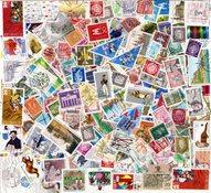 Tyskland - 1000 forskellige stemplede frimærker