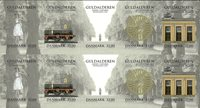 Danemark - The Golden Age / Guldalde * - Carnet neuf