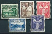 British Colonies 1931 - Mic. 151-55 - Unused