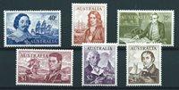 British Colonies 1966 - Mic. 374-79 - Mint