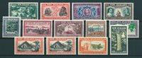 British Colonies 1940 - Mic. 253-65 - Unused