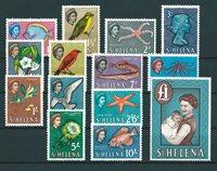 British Colonies 1961 - Mic. 146-59 - Unused