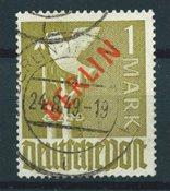 Berlin 1949 - AFA 33 - Cancelled