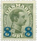 Danmark 1921 - AFA 119 - Postfrisk