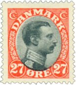 Denmark 1918 - AFA 102 - Mint