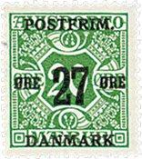 Denmark 1918 - AFA 90 - Mint