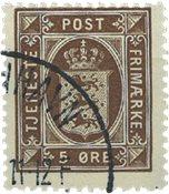 Danemark 1923 - AFA Tj. 18 - Oblitéré