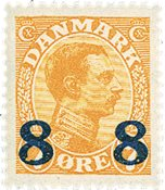 Danemark 1922 - AFA 118 - Neuf