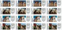 Frankeringsmærker 2020 - Grl. Post - Postfrisk - Collectors set