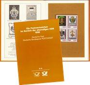 Rép. Democratique d'Allemagne - Livre annuel 1990