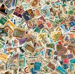 Indien - 1000 forskellige stemplede frimærker