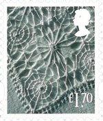 England - Dagligmærke Nordirland - Postfrisk frimærke
