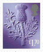 England - Dagligmærke Skotland - Postfrisk frimærke