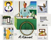België - Roger Raveel - Postfris velletje