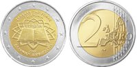 Greece - 2 euro coin Treaty of Rome - 2007