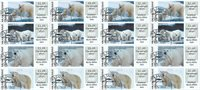 Franking labels 2019 - CPH 2019 - Date cancellation - Collectors set