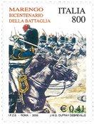 Italie - Bataille de Marengo - Timbre neuf