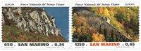San Marino - Europa 1999 - Postfrisk sæt 2v