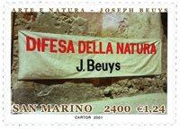 San Marino - Naturbeskyttelse - Postfrisk frimærke