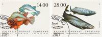Fisk i Grønland IV - Dagstemplet - Sæt