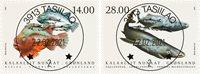 Fisk i Grønland IV - Centralt dagstemplet - Sæt