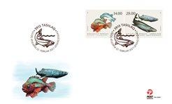 Fisk i Grønland IV - FDC/Sæt