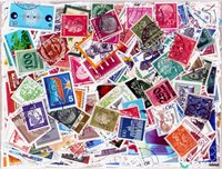 Alemania Occidental - 650 sellos diferentes cancelados