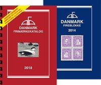 AFA Danmark 2018 spiralryg + 4-blokliste 2014