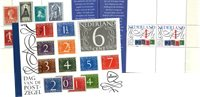 Netherlands - DAY OF STAMP 2014 PBK - Prestige booklet