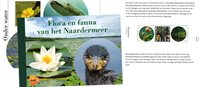 Netherlands - FLORA AND FAUNA OF NAARDE PBK - Prestige booklet