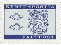 Suomi 1963 - LAPE 8 - postituoreena